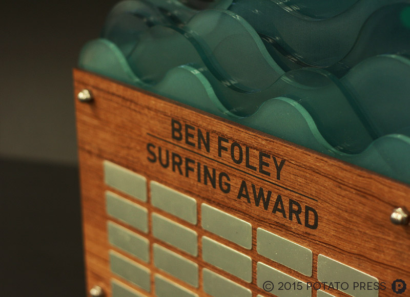 CBC-FREMANTLE-custom-trophy-layered-acrylic-wood-surf-wave-custom-bespoke
