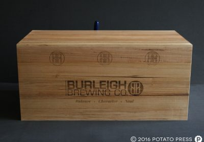 burleigh-brewing-company-hand-built-timber-esky-detail-bespoke-custom-laser-etch-front-shot