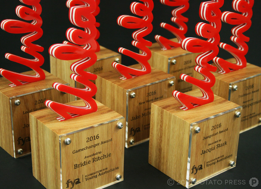 potato-press-layered-acrylic-custom-wooden-trophy-laser-etch-australia